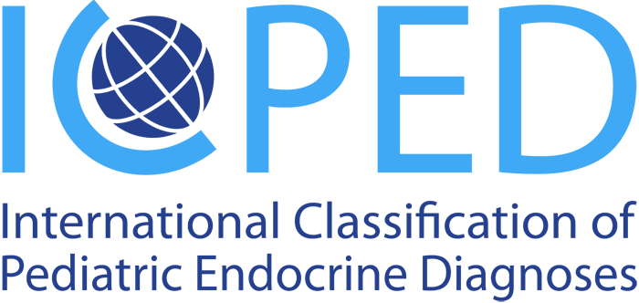 International Classification of Pediatric Endocrine Diagnoses